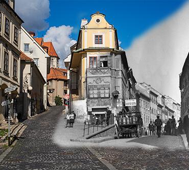 Minulosť je dnes - Bratislava (Staré mesto)