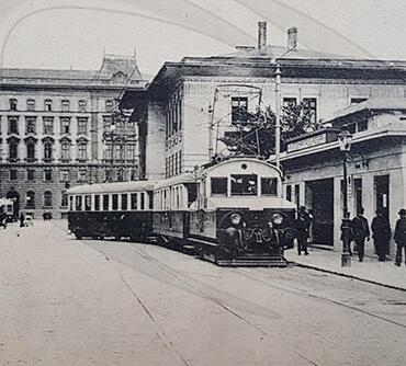 Historický príbeh viedenskej električky